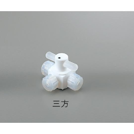 アズフロン(R)バルブ圧入型 三方 AF−VAL1/4−3 アズワン アズワン アズワン aso 2-498-05 医療・研究用機器 9f4