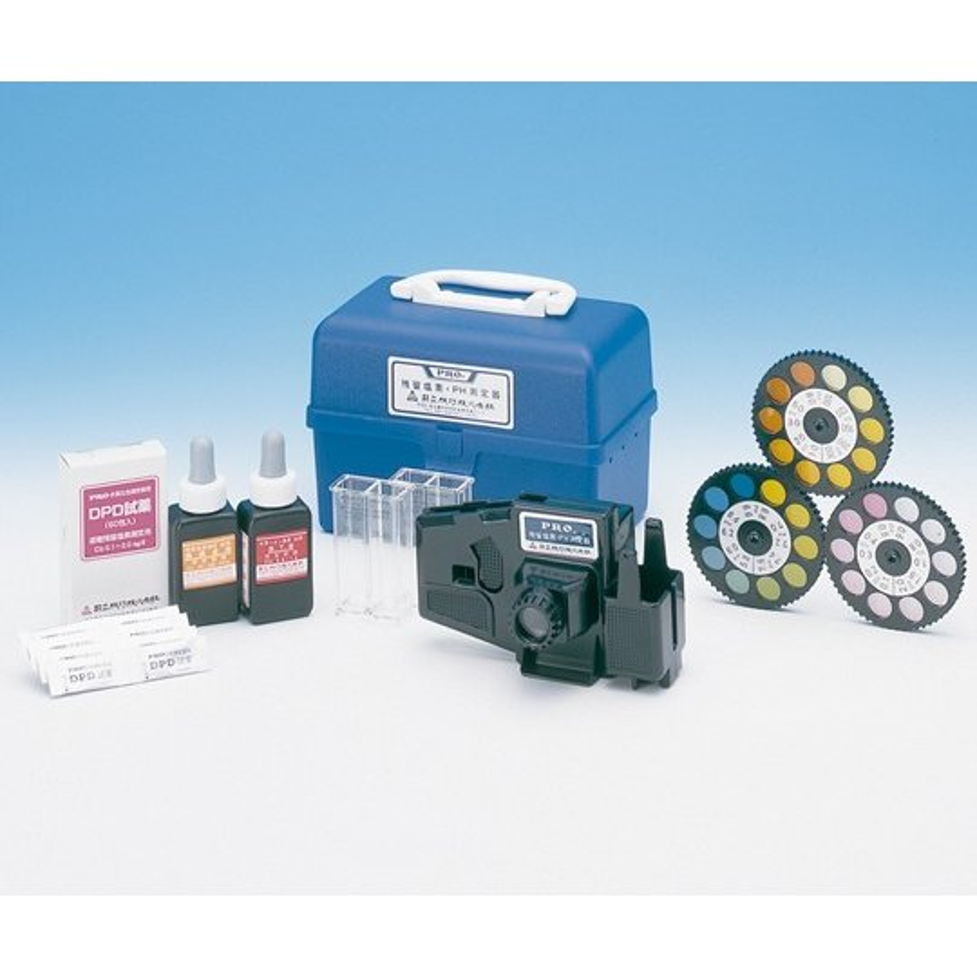 水質検査器 DPD その他 aso 2-5819-03 医療・研究用機器