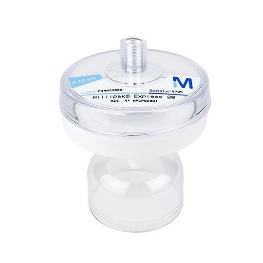 純水装置用最終フィルター millipak Express20 メルク aso 2-7089-06 医療・研究用機器
