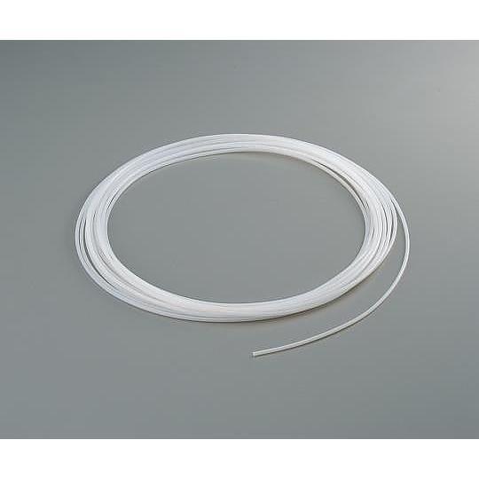 ナフロン(R)PTFEチューブ(ミリサイズ) 13×15φ 1巻(10m) ニチアス aso 2-798-34 医療・研究用機器