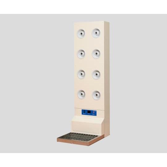 ポータブルエアーシャワーKAS-GP08 コトヒラ工業 aso 2-9669-04 医療・研究用機器