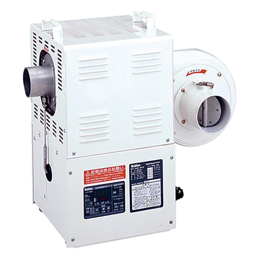 熱風機(デジタル電子温度制御室) 3.7/4.3(m3/min) 350℃ 3相200V SHD−6FII スイデン aso 2-9991-04 医療・