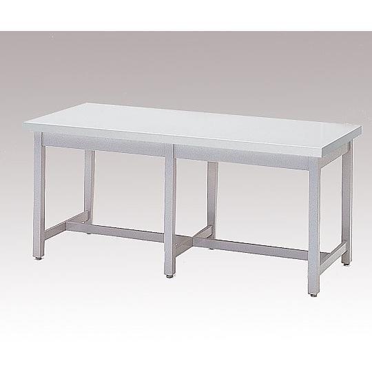 セラミック天板作業台 1500×750×800 引出3 aso 3-2008-02 医療・研究用機器