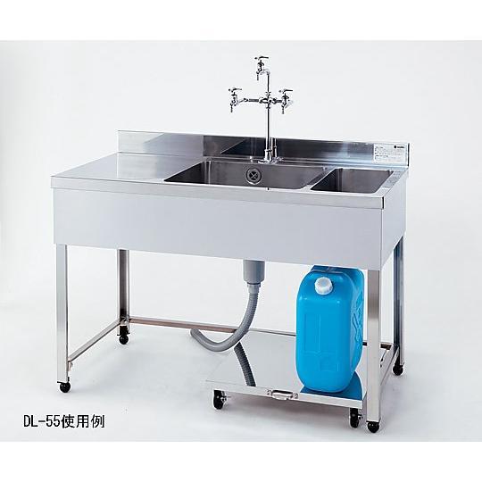流し台 DHPK−1500−304 その他 aso 3-2015-03 医療・研究用機器