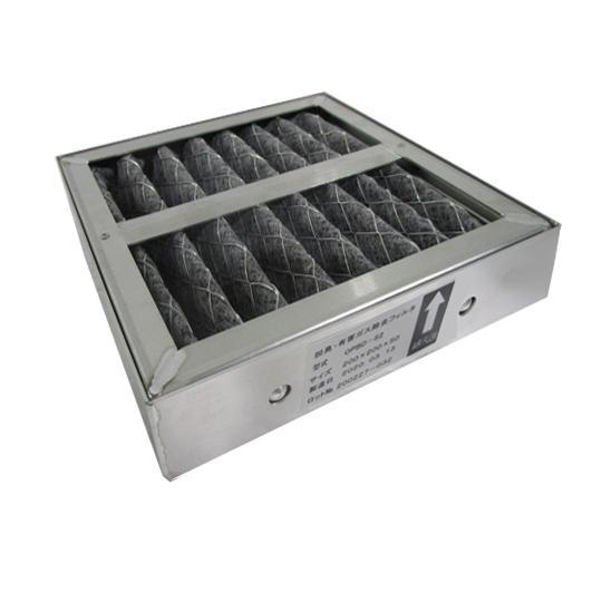 卓上型脱臭ブース 交換用繊維活性炭フィルター(1枚入) アズワン aso 3-2021-11 医療・研究用機器