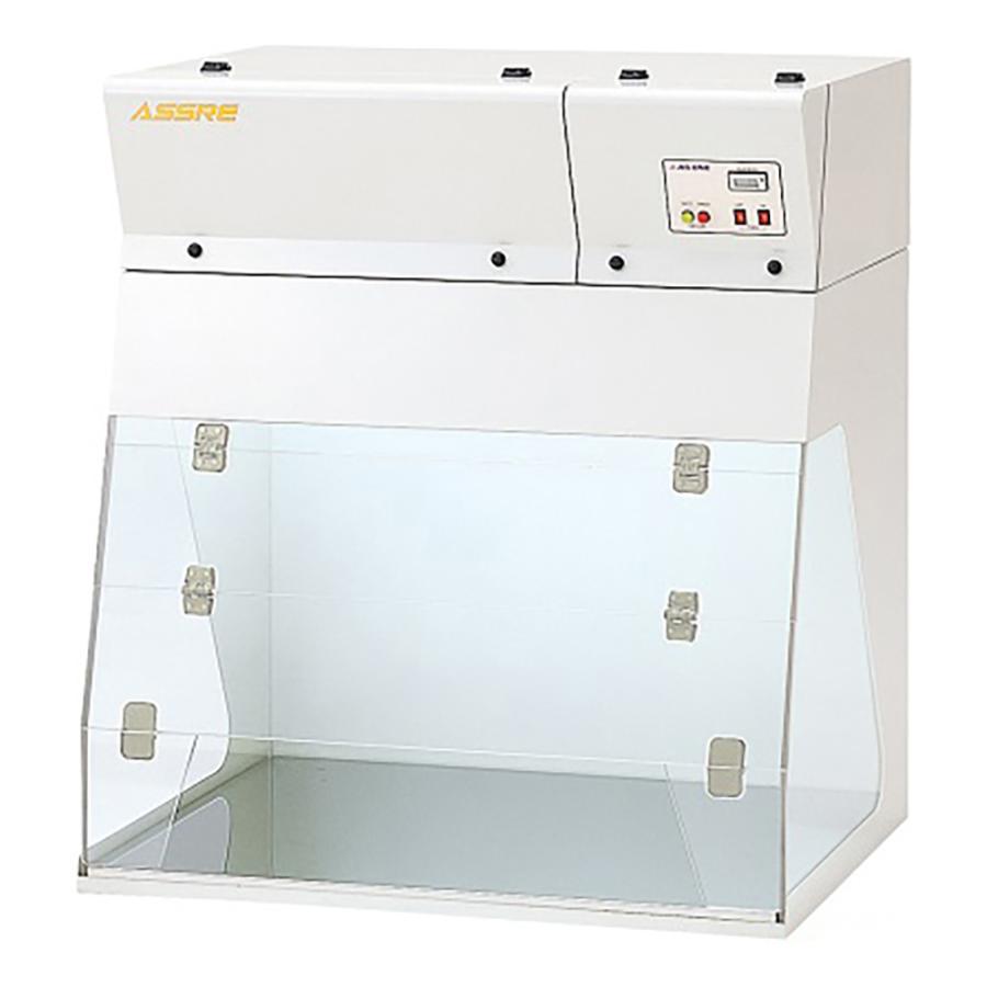 ダクトレスヒュームフード 600×700×1000mm アズワン aso 3-4425-31 医療・研究用機器