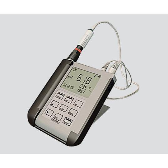 pH・ORP計 MEMOSENS(R)本体(充電タイプ)132×156×30mm ワイエスアイ・ナノテック aso 3-5258-02 医療・研究用機