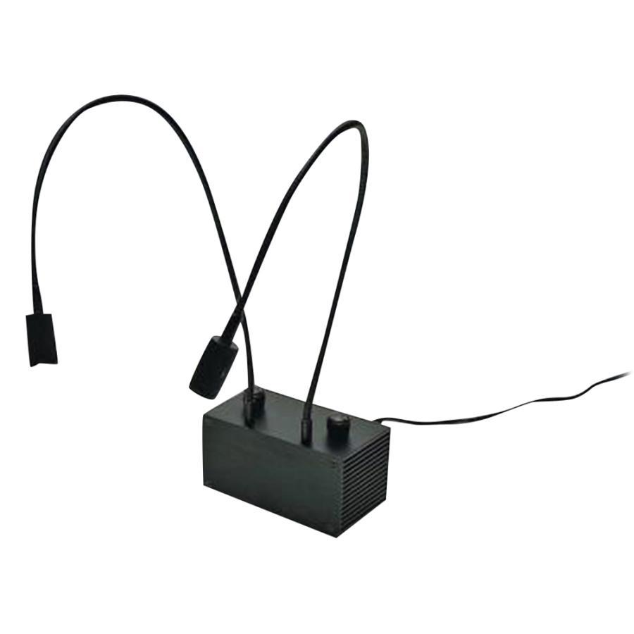 LEDフレキシブルアーム光源 独立調光型 STA-B2 非表示 aso 3-5586-01 医療・研究用機器