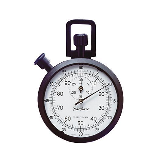 ABSアナログストップウォッチ 30分計 (1周60秒) (最小:1/5秒、1/100分) その他 aso 3-6930-04 医療・研究用機器