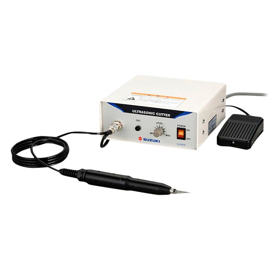 超音波カッター SUW−30CTL スズキ aso 6-6253-03 医療・研究用機器