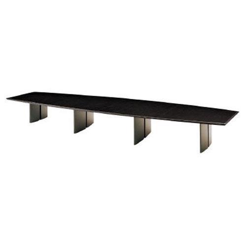 送料無料 EX-600 会議用大型テーブル EX-5600WA BK (jtx 22615) 22615) プラス