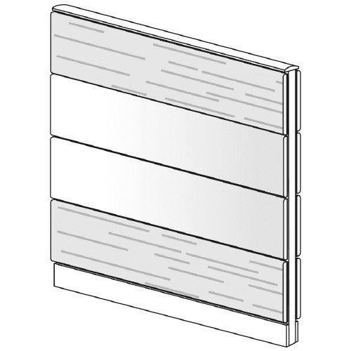LFパネル 塗装/木質 塗装/木質 LF-S1113MS (jtx626262) プラス