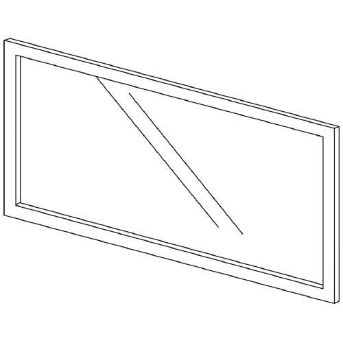 送料無料 送料無料 LFパネル くもりガラスパネル LF-2G116SV-H (jtx 626374) プラス