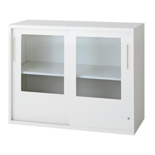 送料無料 L6 引違いガラス保管庫 L6-A70G-C L6-A70G-C W4 (jtx 648336) プラス