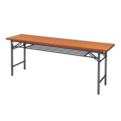 全国配送可 脚折りたたみテーブル SA-MS1845WN (jtx (jtx 742512) JTX