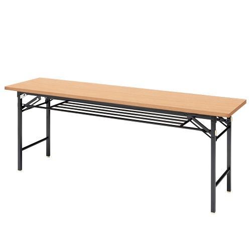 全国配送可 脚折りたたみテーブル SA-MS1845NA (jtx 742514) 742514) JTX
