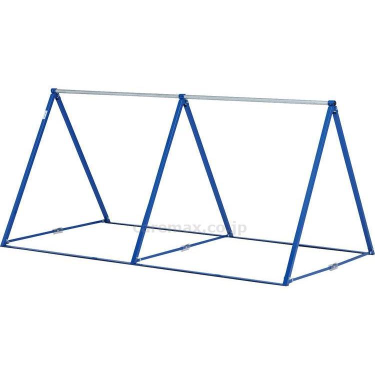 【最安値に挑戦】 取寄品【介護福祉用具】 1入り 三角鉄棒2 トーエイライト T-1964-介護用品