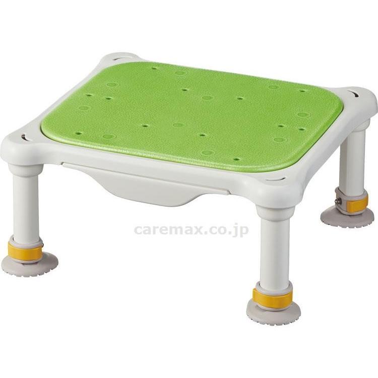 格安販売の 536-587 グリーン 軽量浴槽台 ミニ16-26 ソフトクッション 1入り 取寄品【介護福祉用具】 アロン化成-介護用品