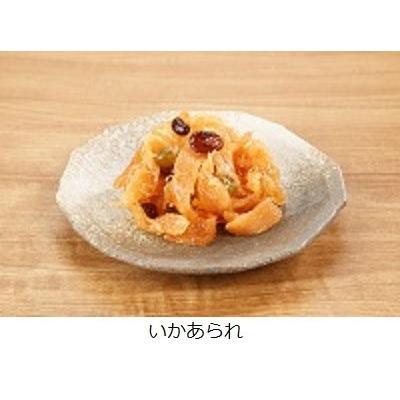 いかあられ500 つくだ煮 佃煮  いか 無添加 無着色 懐かし い味 国産 おつまみ|tukudani