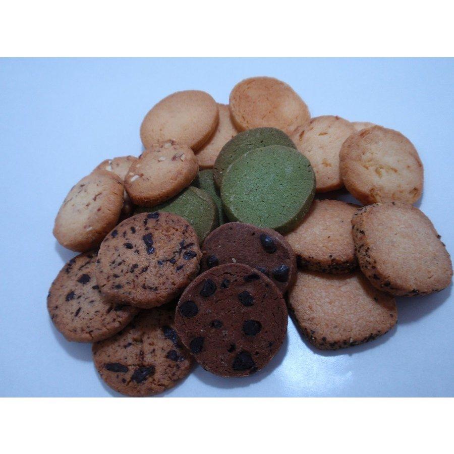 選べる4本!切って焼くだけクッキー生地 冷凍生地 冷凍クッキー生地 簡単 バレンタインデー 家庭訪問 母の日 大人気 おおいたいいものうまいもの市_スイーツ|tukurite|05