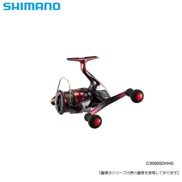 シマノ 19セフィア SS C3000SDHHG スピニングリール 【道内送料無料】