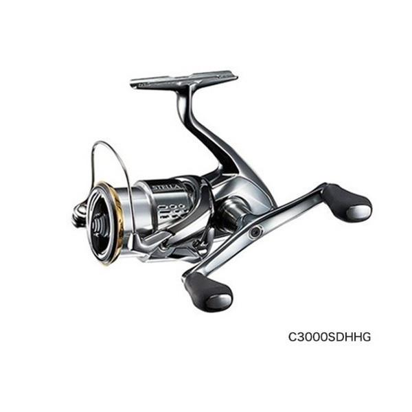 スピニングリール シマノ 18 ステラ C3000SDHHG 送料無料