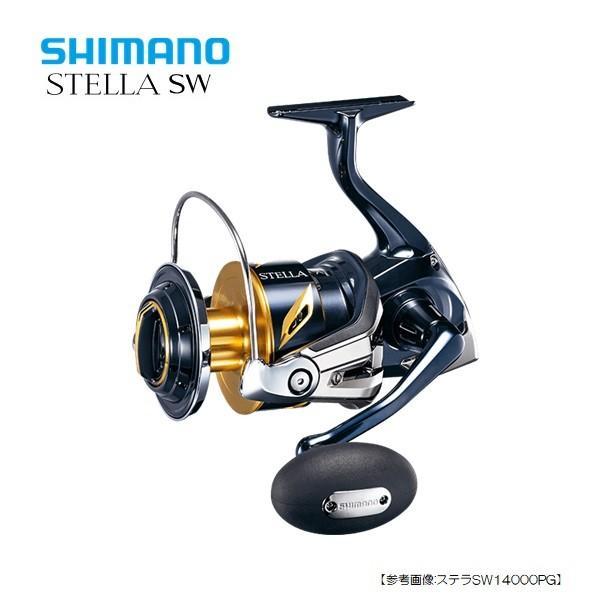 スピニングリール シマノ 19 ステラSW 14000PG 送料無料
