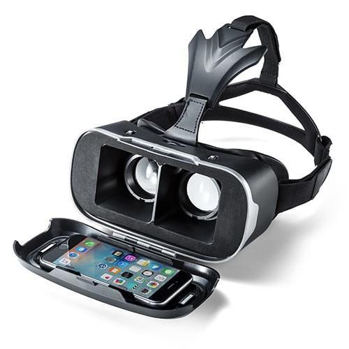 VRゴーグル iPhone Android スマートフォン対応 VR SHINECON Bluetoothコントローラー tv-acc 10