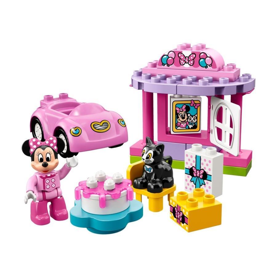 レゴ(LEGO)デュプロ ミニーのお誕生日パーティー 10873|tweedia|02