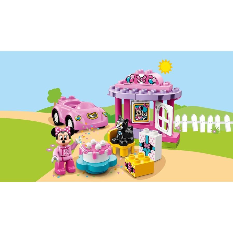 レゴ(LEGO)デュプロ ミニーのお誕生日パーティー 10873|tweedia|03
