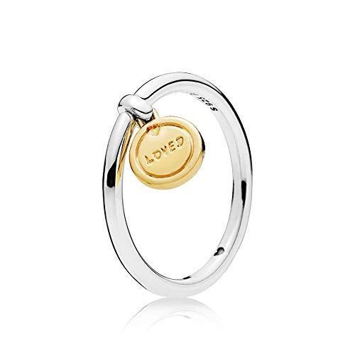人気ショップ PANDORA Medallion of of Love Ring 18k Shine Gold Plated Medallion PANDORA Shine Collectio, アニメ&バルーンHANA:c8e0c38d --- airmodconsu.dominiotemporario.com