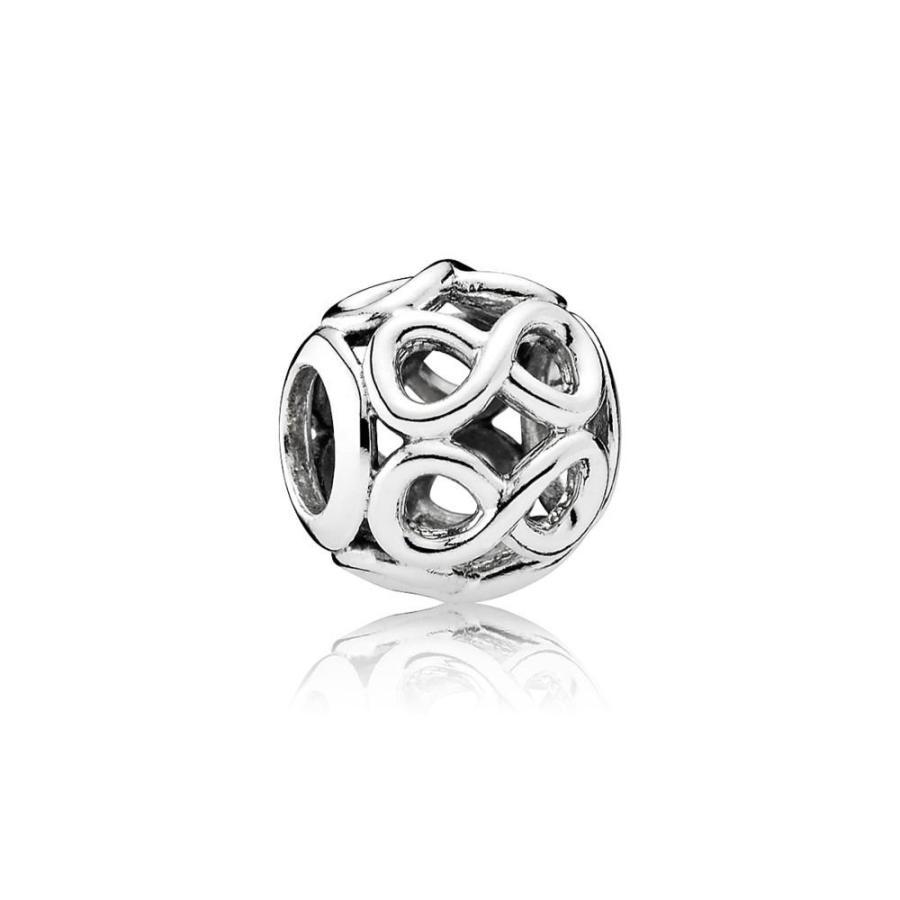 【あすつく】 Pandora Infinite Shine Silver Charm 791872, 富田林市 c4e09800