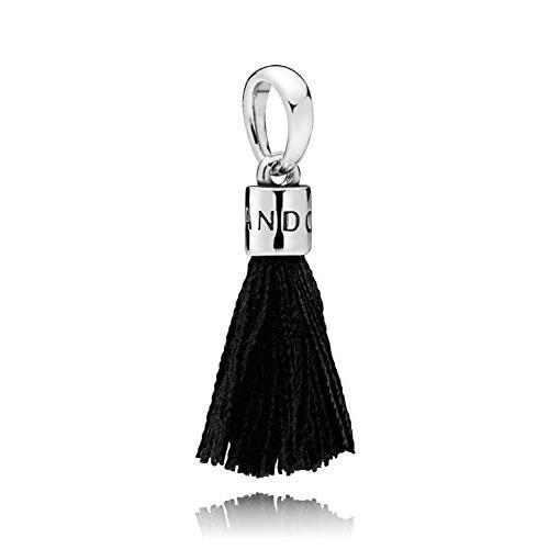 上質で快適 Pendant Bead Pandora 797212CBK woman silver tassel, シャドール 1ce7c442