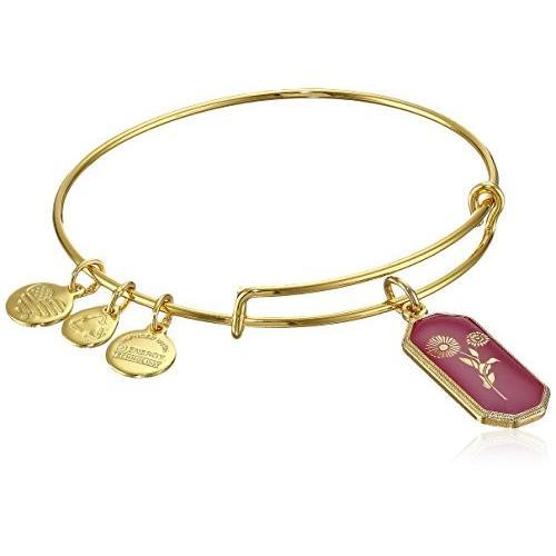 特別価格 Alex and Ani Medieval Blessing Marigold Gold-Tone Expandable Wire Bang, 東海砂利 ba17500b