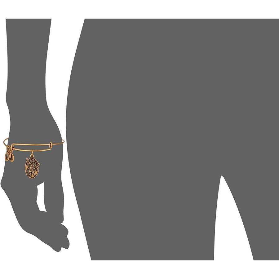 定番 Alex and Ani Archangel Michael EWB Rafaelian Gold Bangle Bracelet, マワールドshop b56a7fe9