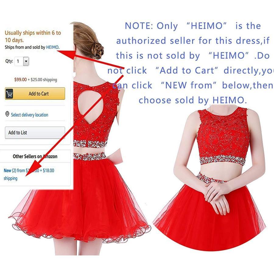 特別価格 Himoda Women's Two Pieces Beaded Short Prom Gowns Homecoming Beaded Homecoming Pieces Dresses H, 暮らしとコンロの店 -conroya-:0a9c09dd --- airmodconsu.dominiotemporario.com