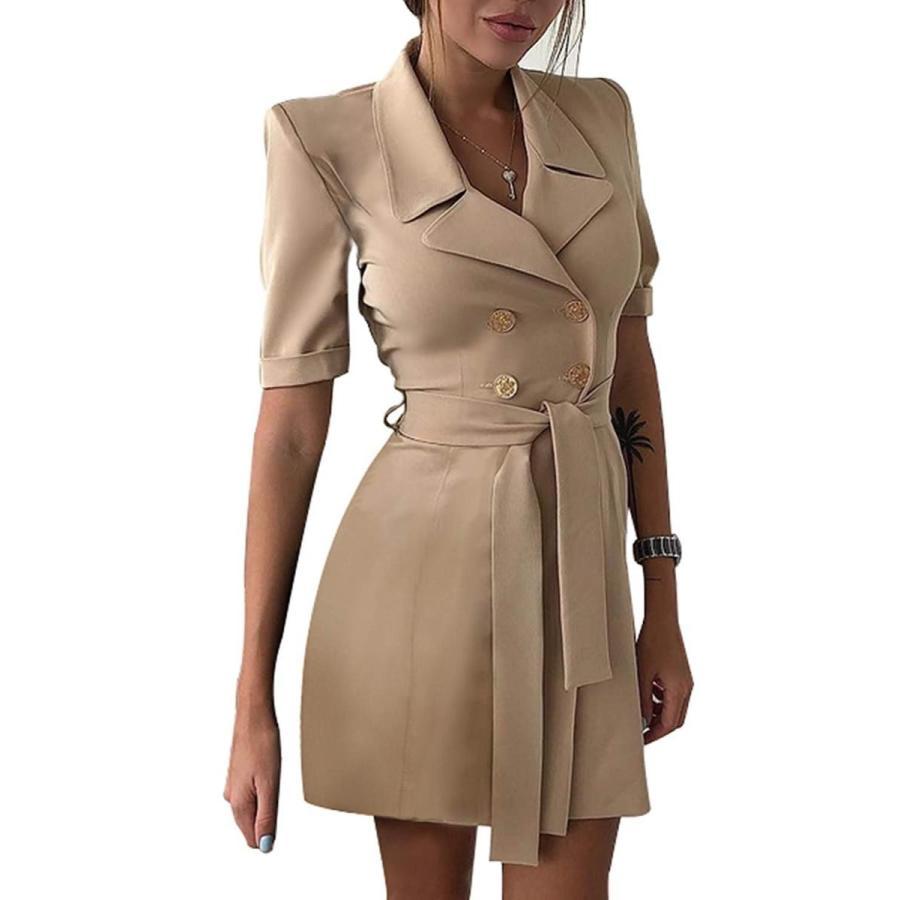 最安価格 Sunlen Women's Mini Elegant Blazer Dresses For Cocktail Party SL1BH569, ブランド買蔵 b54ef8c1