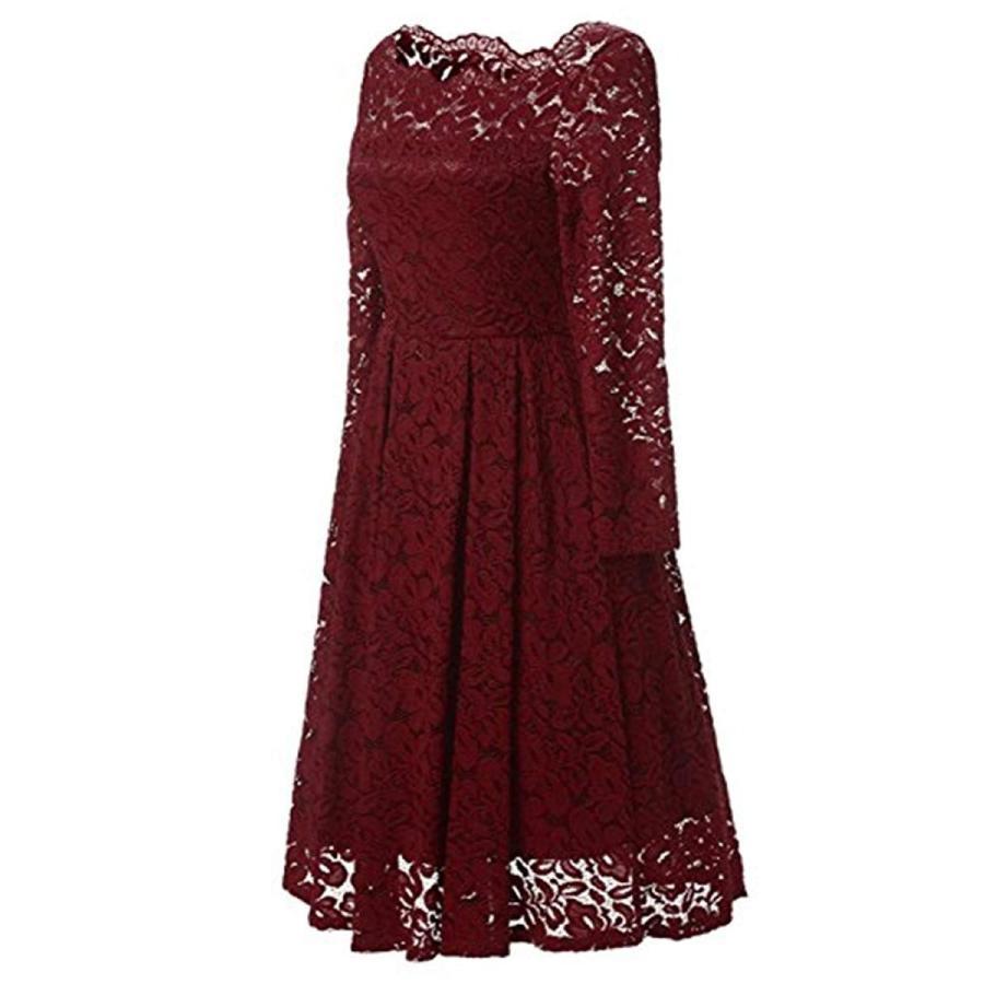 最も優遇の JH DRESS Short Lace Prom Retro Cocktail Dresses Long Sleeves Cheap Wed, 明科町 0f88dbee