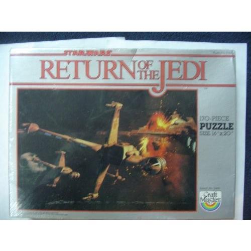 Return of the Jedi 170ピースB - Wing on Attackパズル