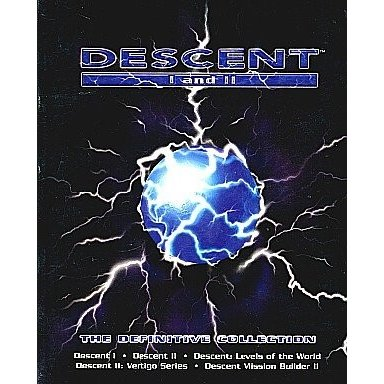 Descent I and II : the Definitive Collection (輸入版)