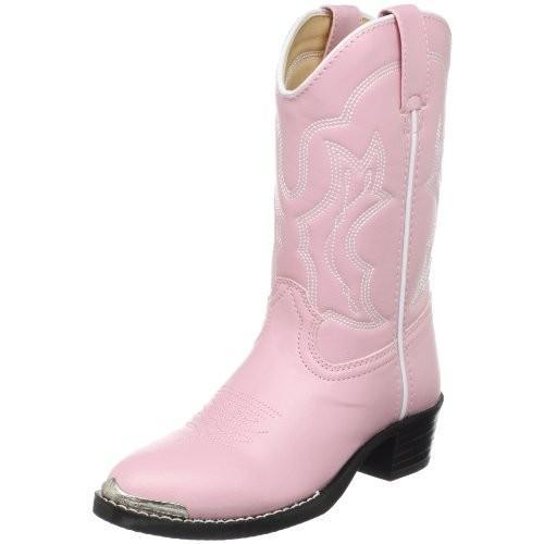 Durango ガールズ US サイズ: 2 1/2 カラー: ピンク