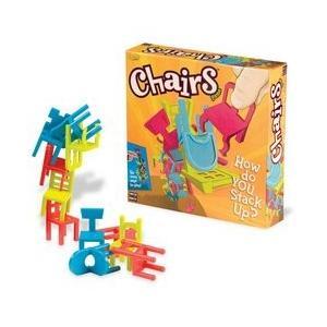 椅子スタッキングゲーム