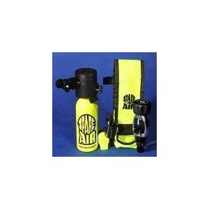 Spare Air 170PKYEL, Package includes 170YEL, 971, 961 & 910S by Spare Air