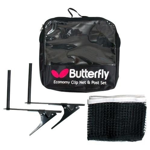 Butterfly Set filet et pieds de tennis de table