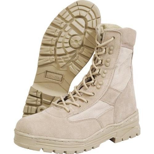Milcom British Military Products メンズ US サイズ: 7 カラー: ベージュ