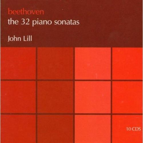 Beethoven: Cpte Piano Sonatas