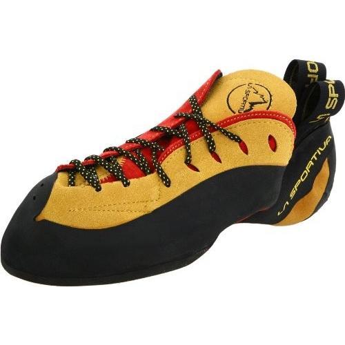 La Sportiva メンズ La Sportiva Testarossa Climbing Shoe US サイズ: 39 M EU カラー: レ