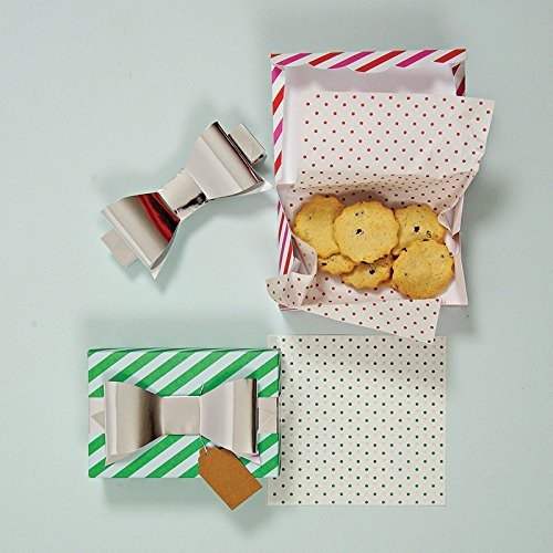 Be Jolly Christmas Mini Cookie and Treat Boxes - Pack of 2