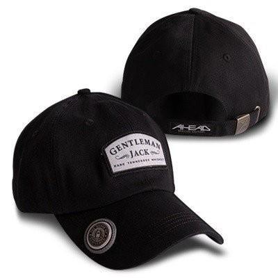 ジェントルマンジャック署名ゴルフ帽子