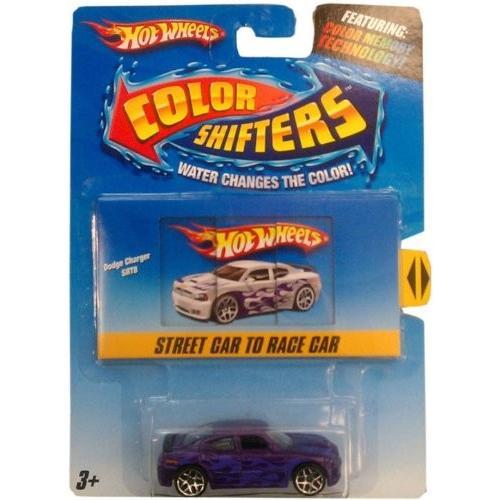 DODGE CHARGER SRT8 Hot Wheels Color Shifters Car - Dodge Charger SRT8 (Stre